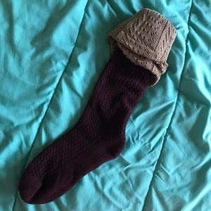 New Boot Socks!